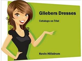 Obálka knihy Gliberes Dresses
